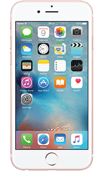 Iphone 6s Rose Gold Device