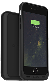 Mophie wireless charging case