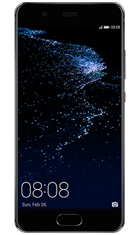 Huawei P10 in Black