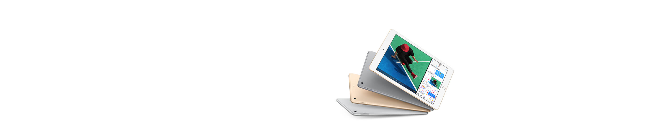 Apple iPad banner