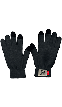 SBS Winter Touch Gloves
