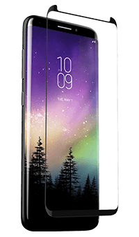 ZAGG InvisibleShield Glass Curve for Samsung Galaxy S9+