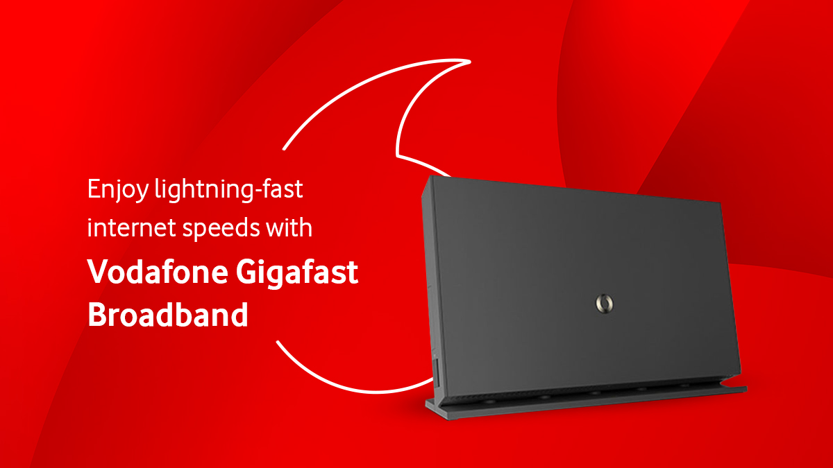 gigafast home broadband from vodafone. Black Bedroom Furniture Sets. Home Design Ideas