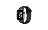 WATCH_PAYM Space Grey+Nike Band front