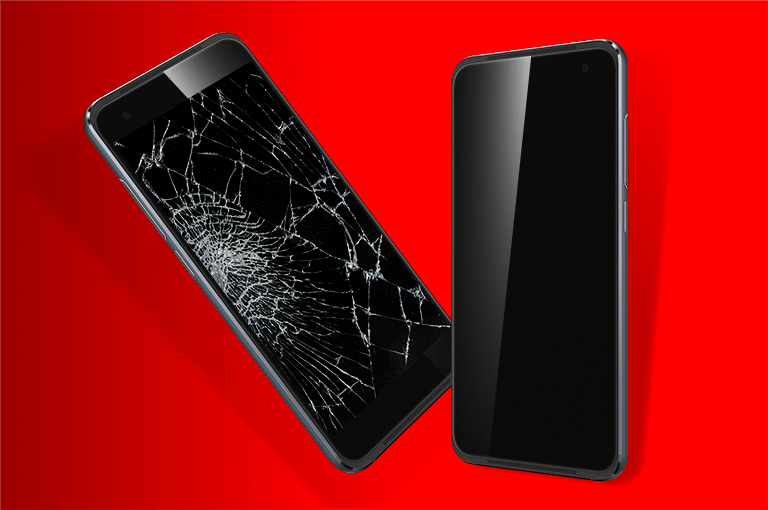 VodafoneInsuranceIphoneCrackedScreen