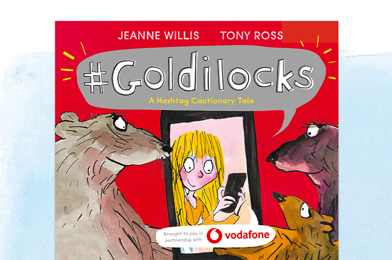 Image result for #Goldilocks vodafone